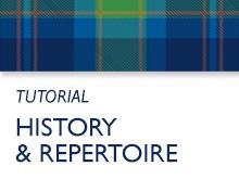 History & Repertoire